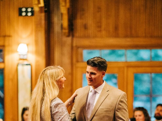 Stirling and Abbey's Wedding in Hot Springs, North Carolina 26