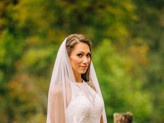 Stirling and Abbey's Wedding in Hot Springs, North Carolina 30