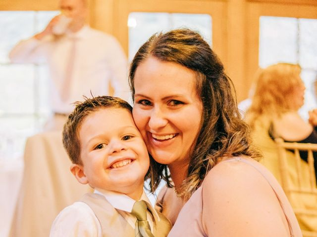 Stirling and Abbey's Wedding in Hot Springs, North Carolina 41