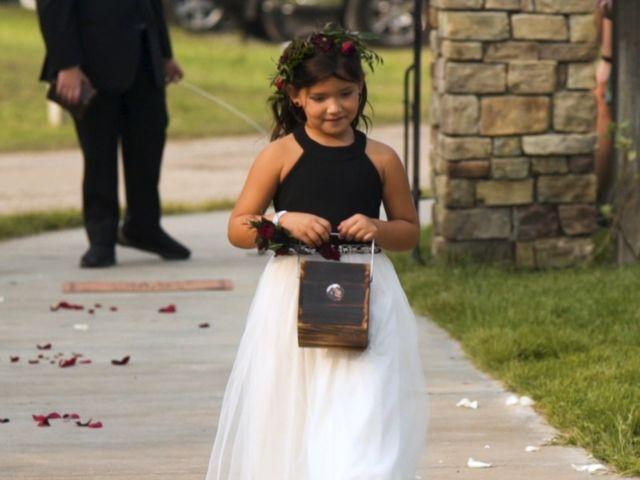 Matt and Mercedes's Wedding in Goddard, Kansas 12