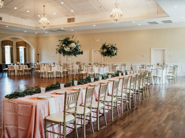 Cortnie and Eddie's Wedding in Rock Hill, South Carolina 3