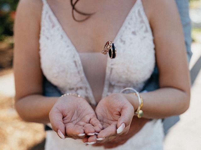 Cortnie and Eddie's Wedding in Rock Hill, South Carolina 5