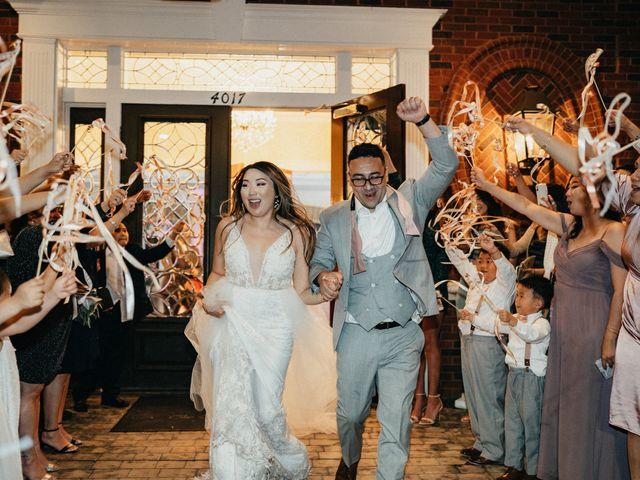 Cortnie and Eddie's Wedding in Rock Hill, South Carolina 6