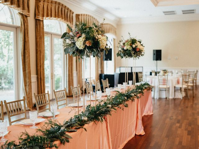 Cortnie and Eddie's Wedding in Rock Hill, South Carolina 11