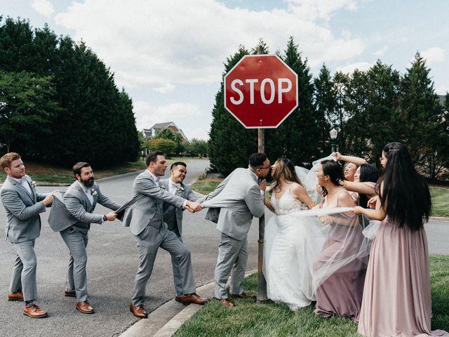 Cortnie and Eddie's Wedding in Rock Hill, South Carolina 12