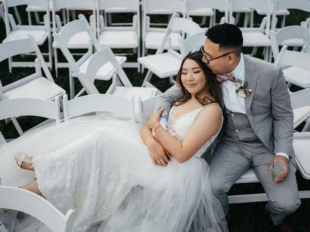 Cortnie and Eddie's Wedding in Rock Hill, South Carolina 14