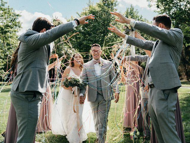 Cortnie and Eddie's Wedding in Rock Hill, South Carolina 15