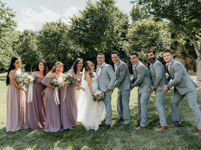 Cortnie and Eddie's Wedding in Rock Hill, South Carolina 16