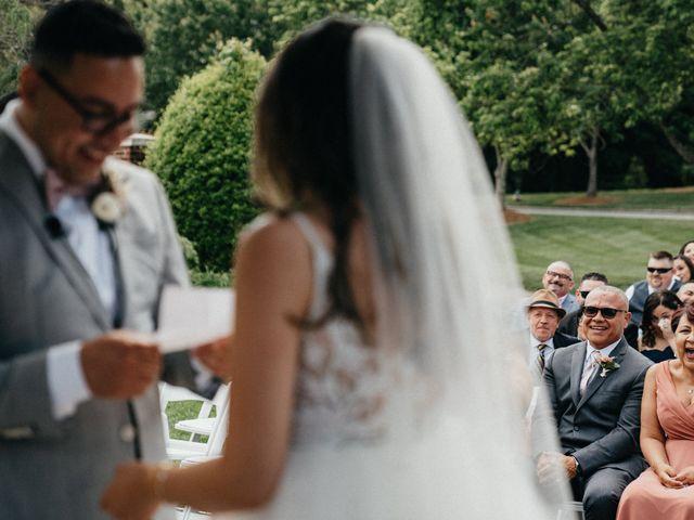 Cortnie and Eddie's Wedding in Rock Hill, South Carolina 19