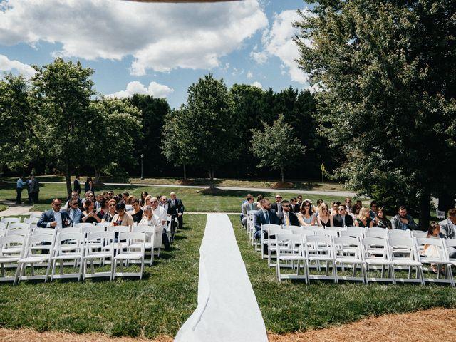 Cortnie and Eddie's Wedding in Rock Hill, South Carolina 20