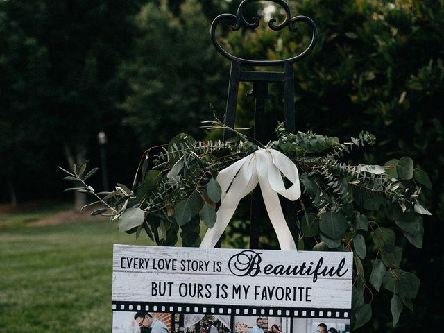 Cortnie and Eddie's Wedding in Rock Hill, South Carolina 21