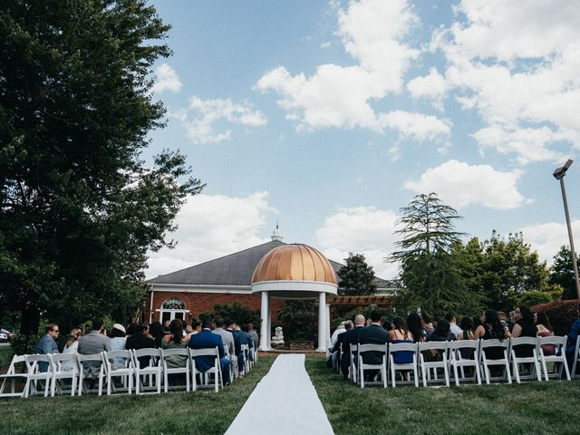 Cortnie and Eddie's Wedding in Rock Hill, South Carolina 22