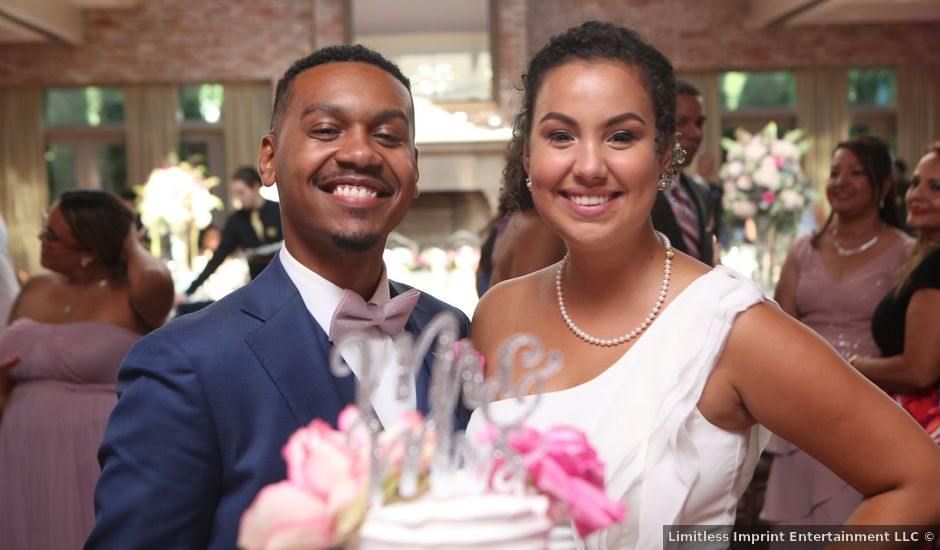 Laura and Alexis's Wedding in Woodbury, New York