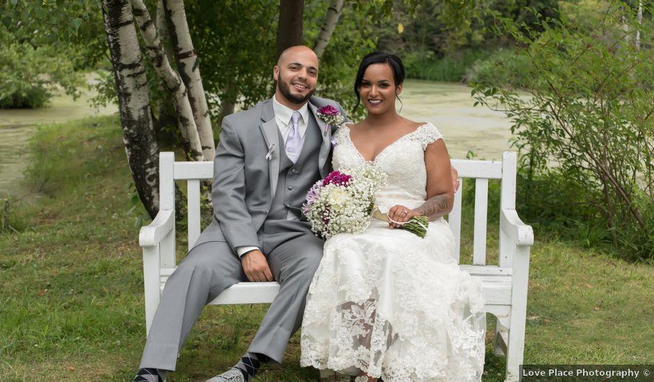David and Ashley's Wedding in Butler, Pennsylvania