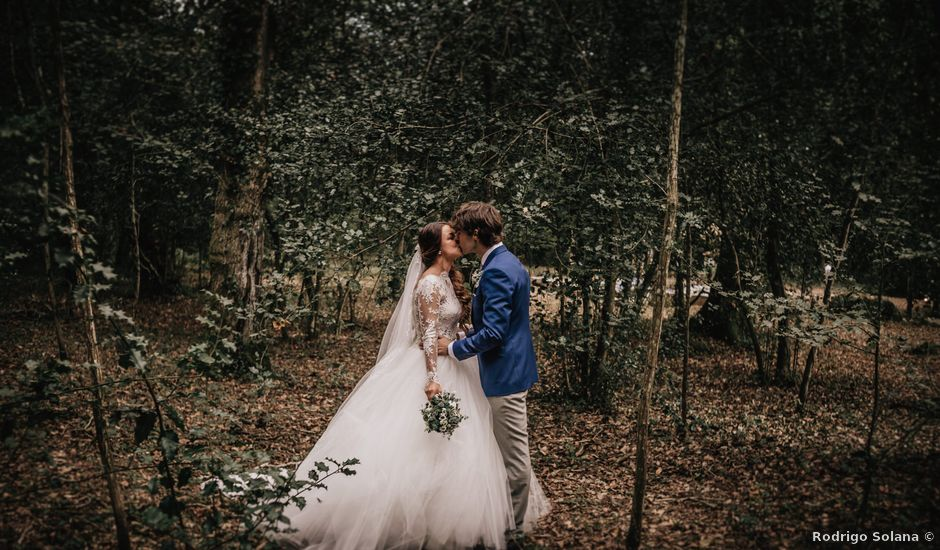 Aitor and Ane's Wedding in Cantabria, Spain