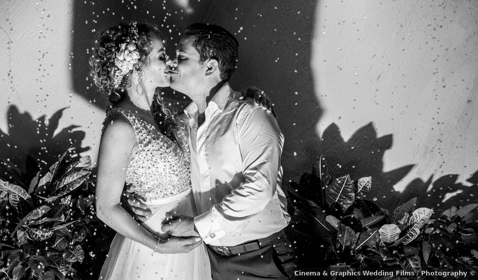 J Carlos and Silvana's Wedding in Playa del Carmen, Mexico