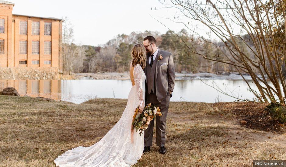 Drew and Jordan's Wedding in Covington, Georgia