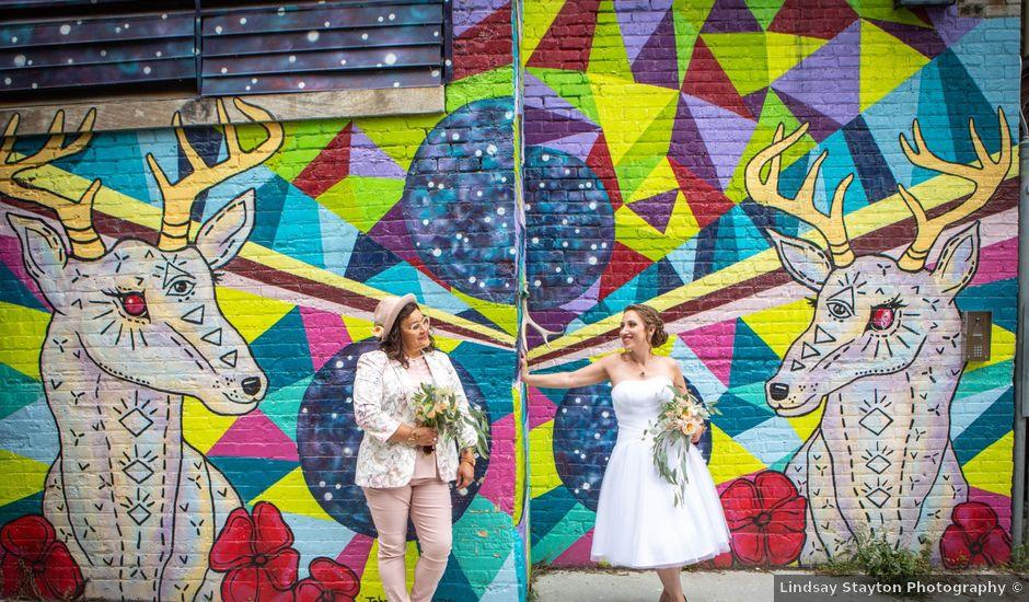 Gloria and Mara's Wedding in Milwaukee, Wisconsin