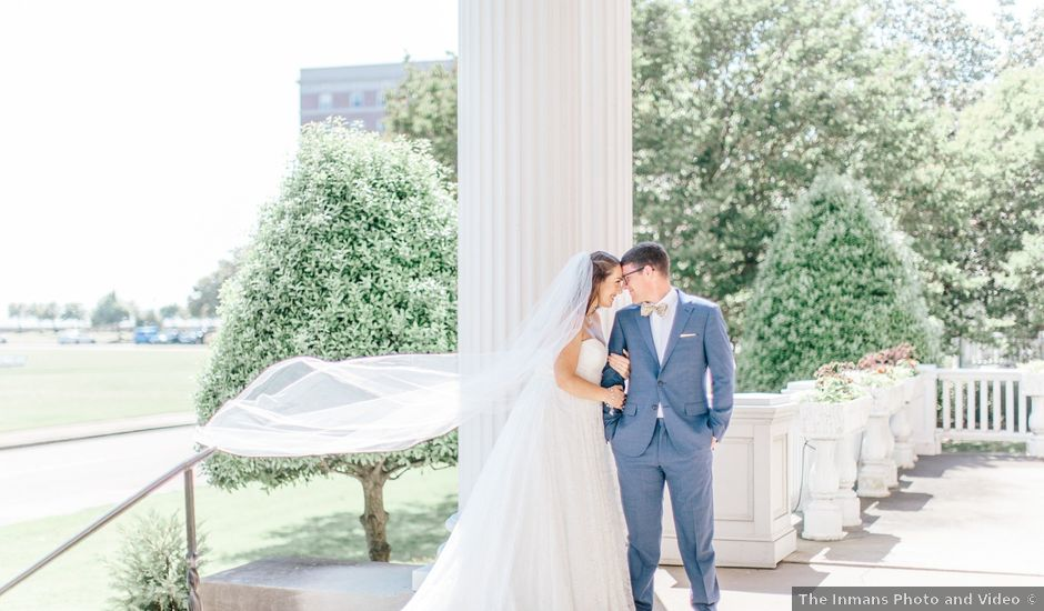 Haily and John's Wedding in Hampton, Virginia