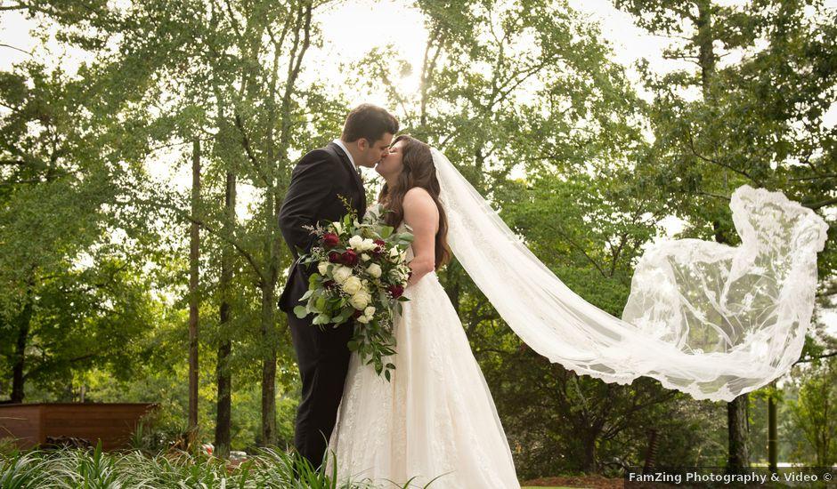 Clayton and Stephanie's Wedding in Gilbert, South Carolina