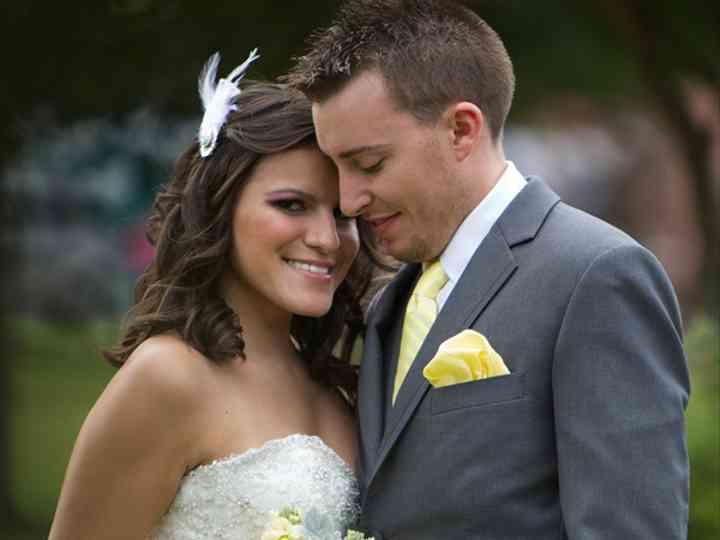 The wedding of Phillip and Tatiana