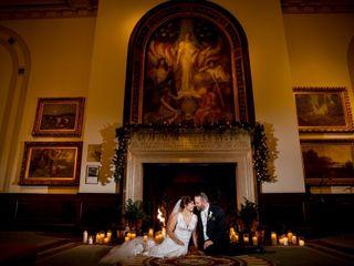 The wedding of Erin and Joe