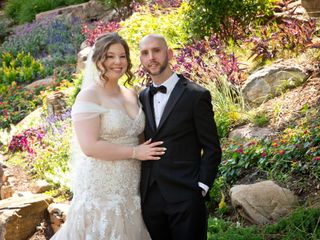 The wedding of Ashley and Cody 1