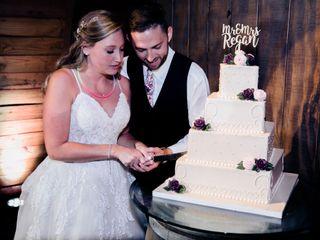 The wedding of Samantha and Robert 1
