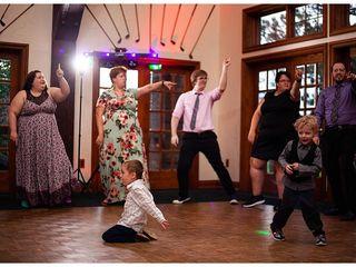 The wedding of Christine and Rob 2