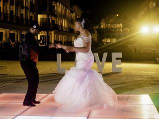 The wedding of Tawanda and Willie 1