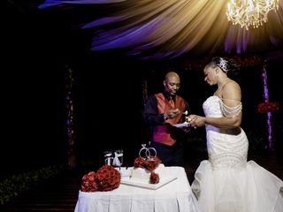 The wedding of Tawanda and Willie 2