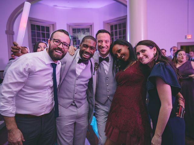 Thomas and Arreon's Wedding in Philadelphia, Pennsylvania 5