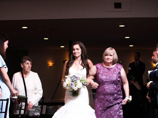 Bill and Emily's Wedding in West Bridgewater, Massachusetts 19
