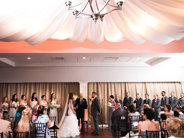Bill and Emily's Wedding in West Bridgewater, Massachusetts 21