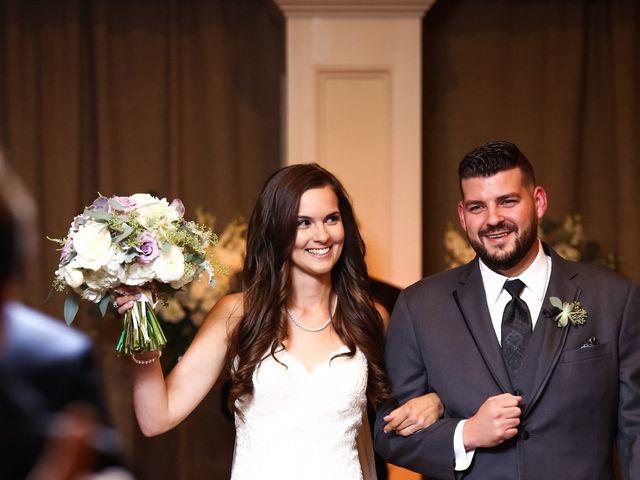 Bill and Emily's Wedding in West Bridgewater, Massachusetts 22
