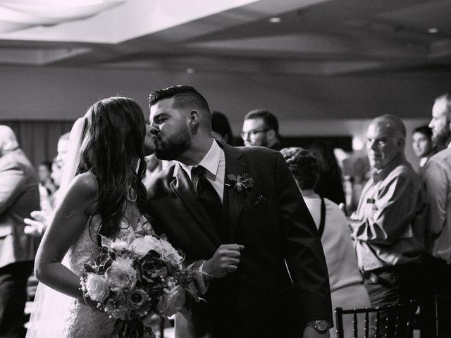 Bill and Emily's Wedding in West Bridgewater, Massachusetts 23