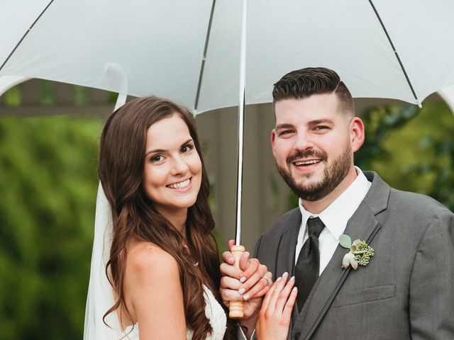Bill and Emily's Wedding in West Bridgewater, Massachusetts 25