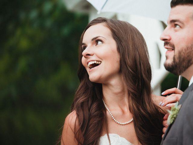 Bill and Emily's Wedding in West Bridgewater, Massachusetts 27