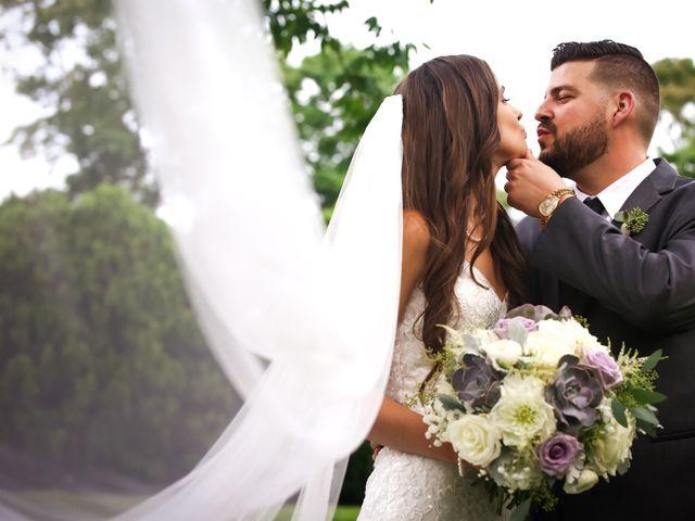 Bill and Emily's Wedding in West Bridgewater, Massachusetts 29