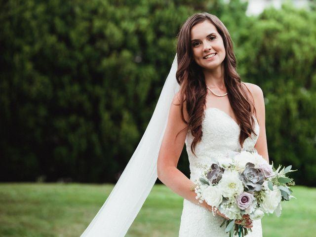 Bill and Emily's Wedding in West Bridgewater, Massachusetts 30