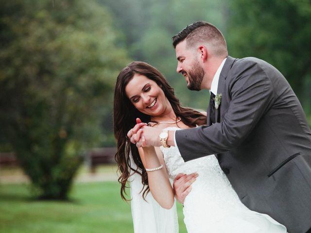 Bill and Emily's Wedding in West Bridgewater, Massachusetts 2