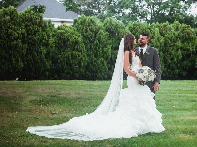Bill and Emily's Wedding in West Bridgewater, Massachusetts 31