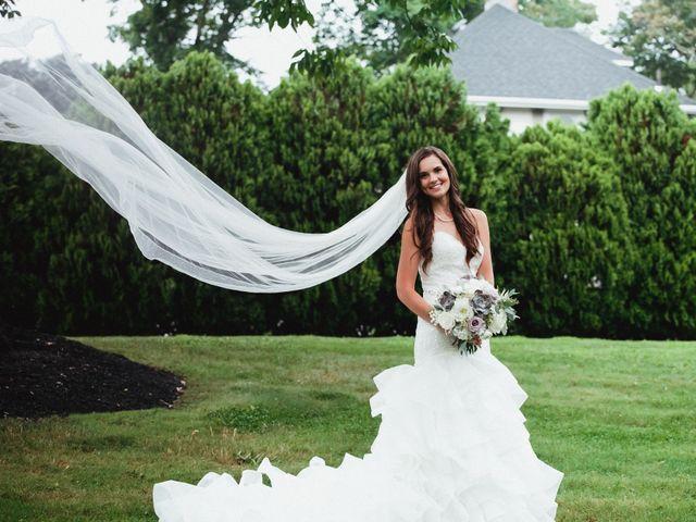 Bill and Emily's Wedding in West Bridgewater, Massachusetts 34