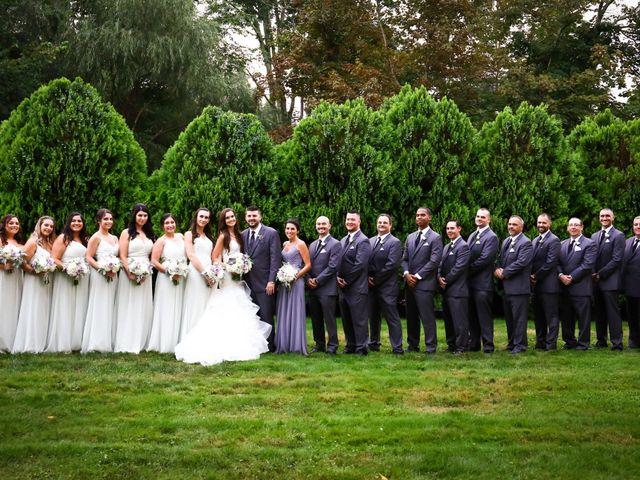 Bill and Emily's Wedding in West Bridgewater, Massachusetts 37
