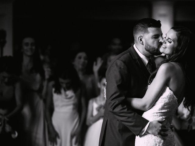 Bill and Emily's Wedding in West Bridgewater, Massachusetts 38