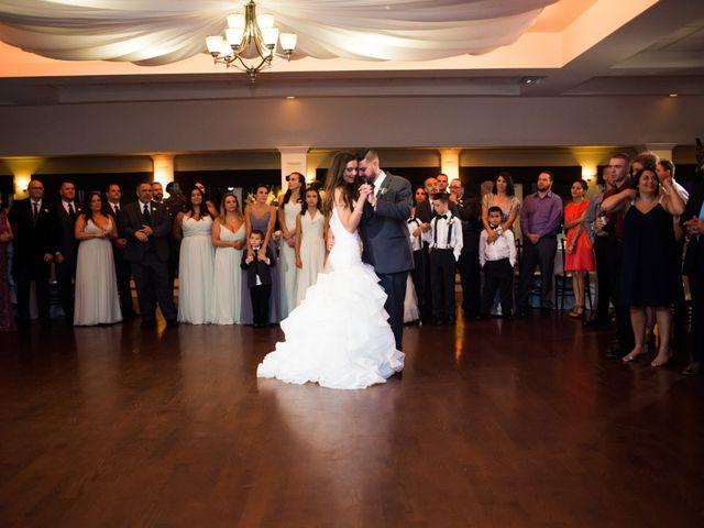 Bill and Emily's Wedding in West Bridgewater, Massachusetts 39