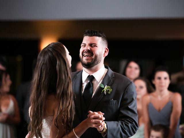 Bill and Emily's Wedding in West Bridgewater, Massachusetts 40