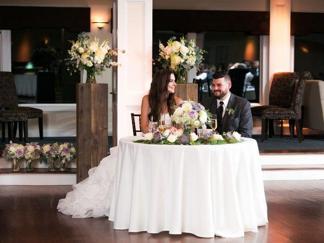 Bill and Emily's Wedding in West Bridgewater, Massachusetts 45