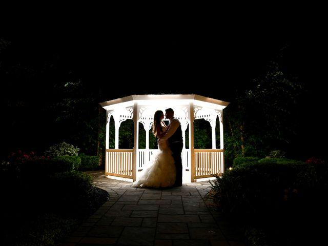 Bill and Emily's Wedding in West Bridgewater, Massachusetts 48