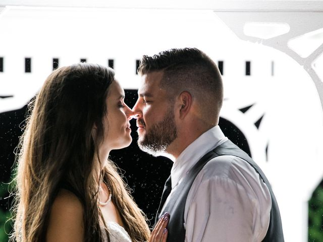 Bill and Emily's Wedding in West Bridgewater, Massachusetts 49